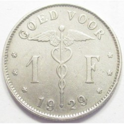 1 franc 1929