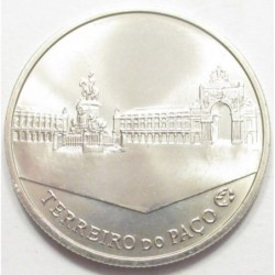 2 1/2 euro 2010 - Palace Square in Lisbon