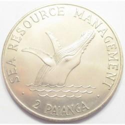 2 paanga 1980 - FAO
