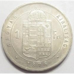 1 forint 1876