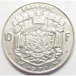 10 francs 1971