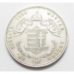 1 forint 1869 KB