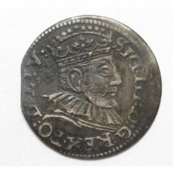 Sigismund III. 3 groszy 1594 - Riga