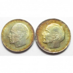 25-50 forint 1961 - Bartók Béla