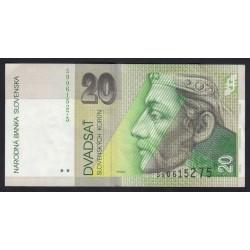 20 korun 2004