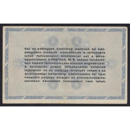 10.000.000 adópengõ 1946