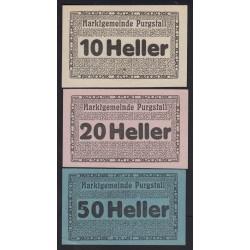 10-20-50 heller 1920 - Purgstall