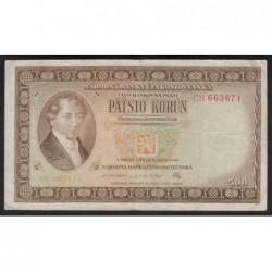 100 korun 1946