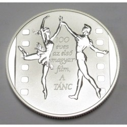 3000 forint 2001 PP - The first hungatian film