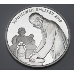 10000 forint 2018 PP - Year of Semmelweis