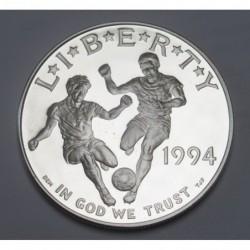 1 dollar 1994 S PP - USA Football World Chamiponship