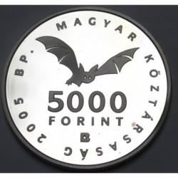 5000 forint 2005 PP - Aggteleki-karszt caves