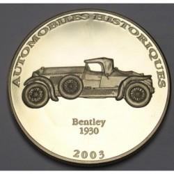 10 francs 2003 PP - Bentley 1930
