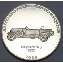 10 francs 2003 PP - Maybach W3 1922