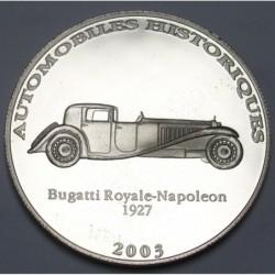 10 francs 2003 PP - Bugatti Royale-Napoleon 1927