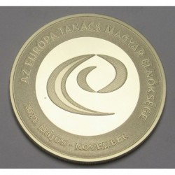 2000 forint 2021 PP - Council of Europe - Hungarian Presidency