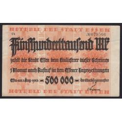 500.000 mark 1923 - Essen