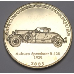 10 francs 2003 PP - Auburn Speedster 8-120 1929