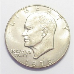 1 dollar 1978 D