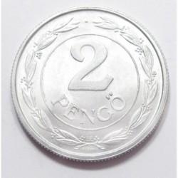 2 pengõ 1943