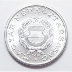 1 forint 1980