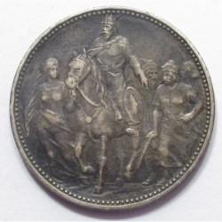 1 korona 1896 - Millenium