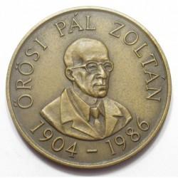 Hungaronektár - In memory of the death of Kossuth Prize-winning beekeeper Zoltán Örösi Pál