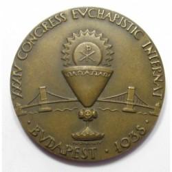 Madarassy Walter: XXXIV. Eucharistic Congress 1938 - Budapest