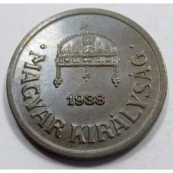 2 fillér 1938