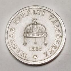 2 fillér 1917