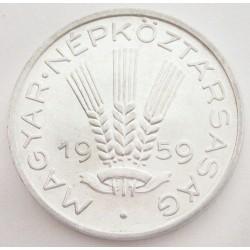 20 fillér 1959
