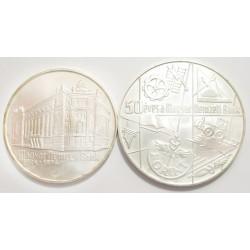 50-100 forint 1974 - National Bank set