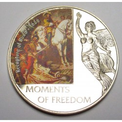 10 dollars 2006 PP - Moments of freedom - Recapture of Buda - 1686