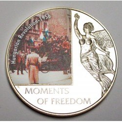 10 dollars 2006 PP - Moments of freedom - Hungarian Revolution - 1956