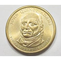 1 dollar 2008 D - John Quincy Adams