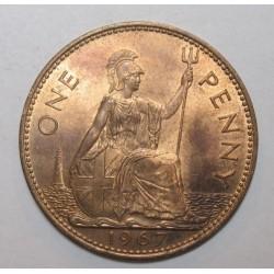 1 penny 1967