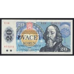 20 korun 1988