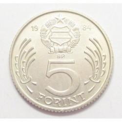 5 forint 1984