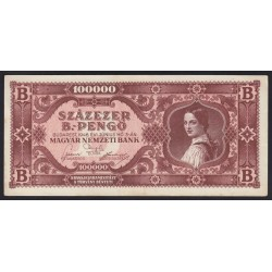 100.000 b.-pengõ 1946