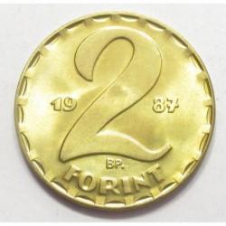 2 forint 1987