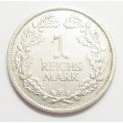 1 reichsmark 1925 E