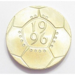 2 pounds 1996 - Football European Championship in England