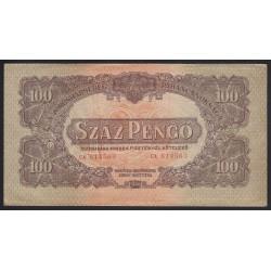 100 pengõ 1944