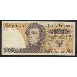500 zlotych 1979