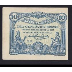 10 centavos 1917