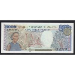 5000 francs 1988