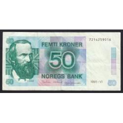 50 kroner 1995