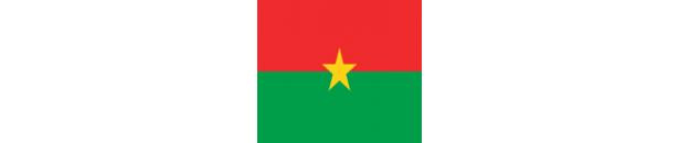 A: Burkina Faso.