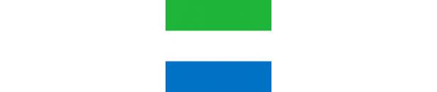 A: Sierra Leone.