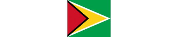 A: Guyana.